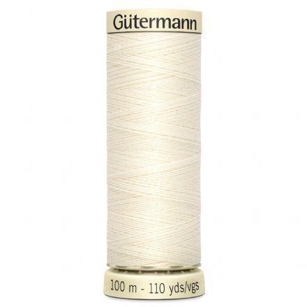 <!--  163 -->Gutermann Sew-all Thread 100m - 001