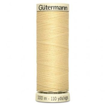 Gutermann Sew-all Thread 100m - 325