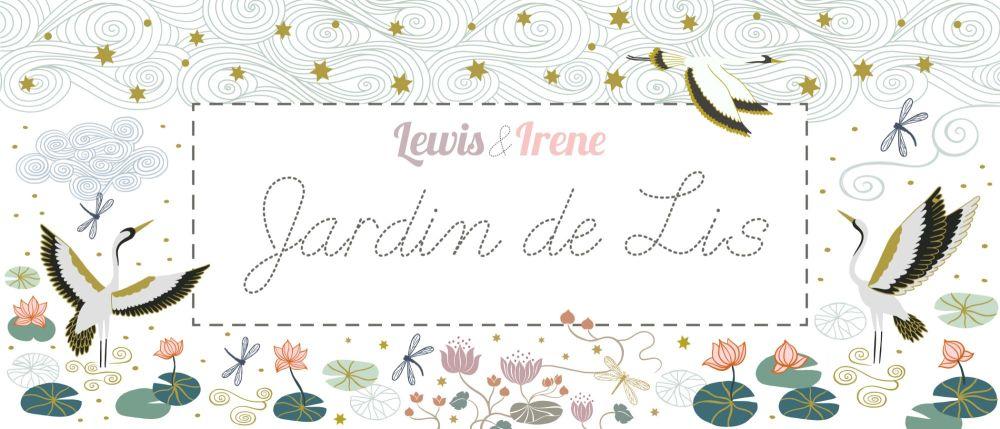 Jardin de Lis Graphic