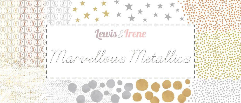Marvellous Metallics Graphic