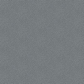 Makower UK - Freckle Dot on Grey, per fat quarter