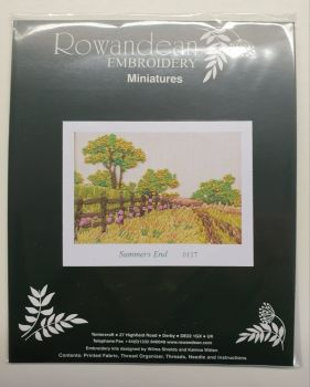 Rowandean Embroidery Kit - Summers End 0117