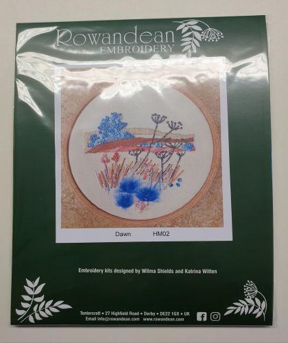 <!--9940 -->Rowandean Embroidery Kit INC 5