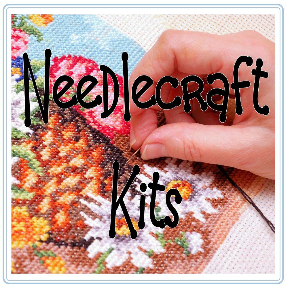 <!-- 009 -->Needlecraft Kits