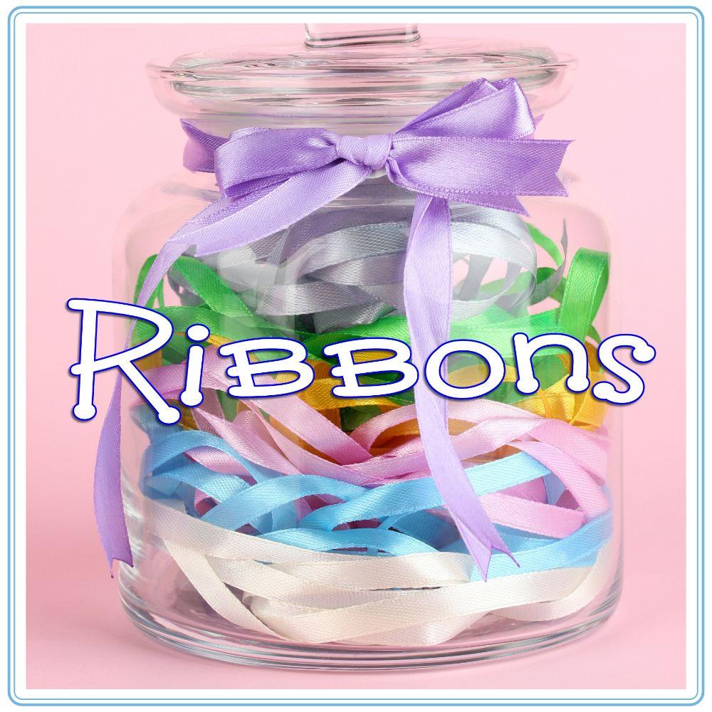 Ribbons and Trim