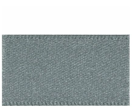 <!-- 201a --> Berifords Double Satin Ribbon (3501) 7mm - Smoked Grey 669, p