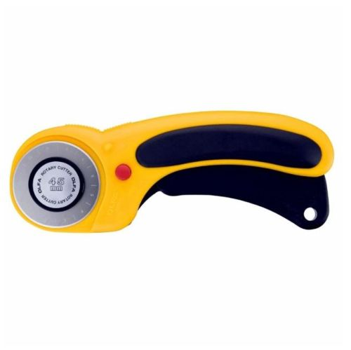 <!--   060-->OLFA - Rotary Cutter - 45mm Deluxe