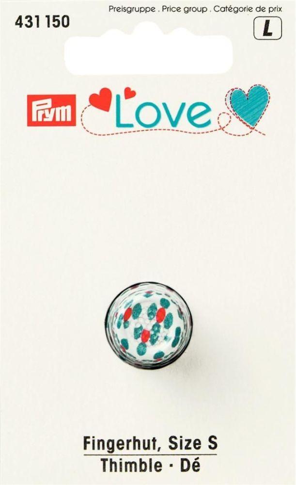 <!--   038b-->Prym Love - Thimble - Small
