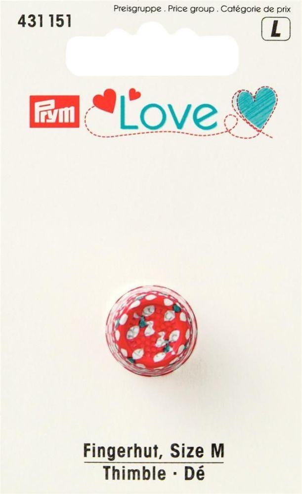 <!--   038c-->Prym Love - Thimble - Medium