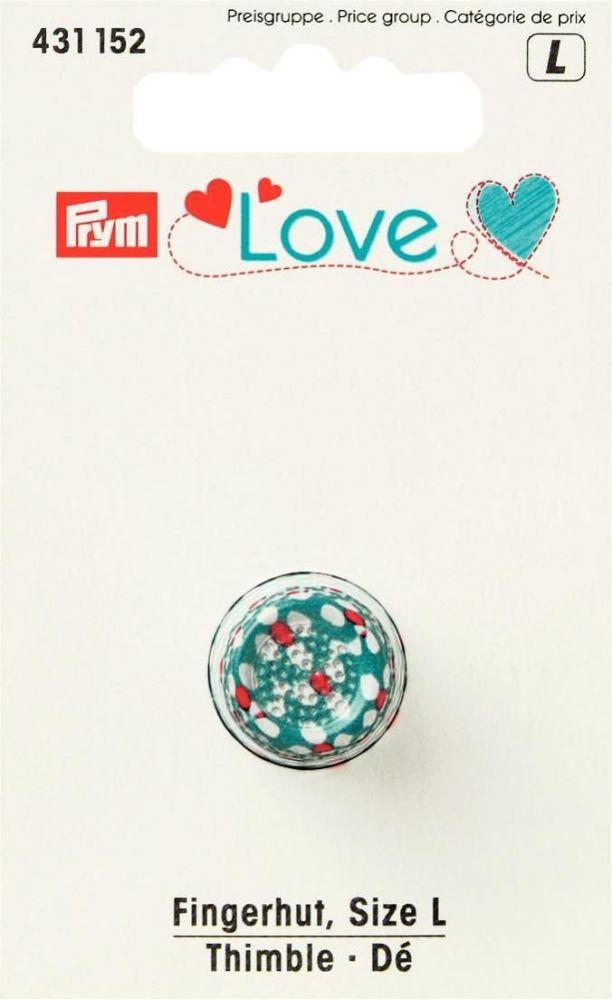 <!--   038d-->Prym Love - Thimble - Large