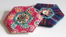Love From Beth - Hexi Needle Case Pattern