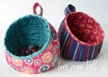 Love From Beth - Bubble Pods Pattern