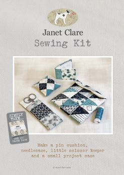 Janet Clare - Sewing Kit Pattern
