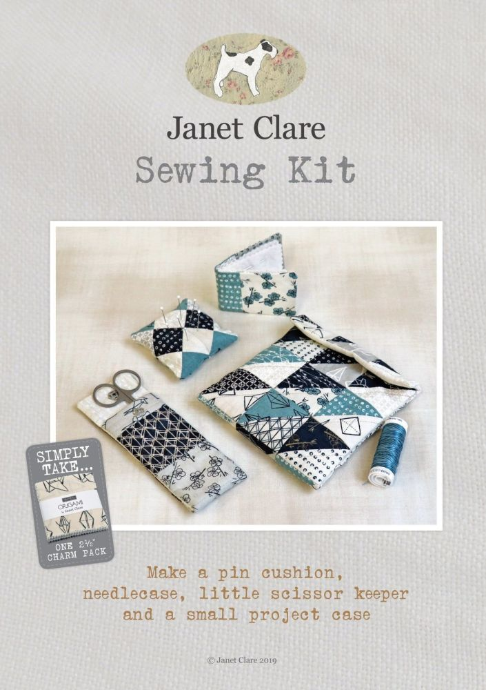 <!-- 750 -->Janet Clare - Sewing Kit Pattern
