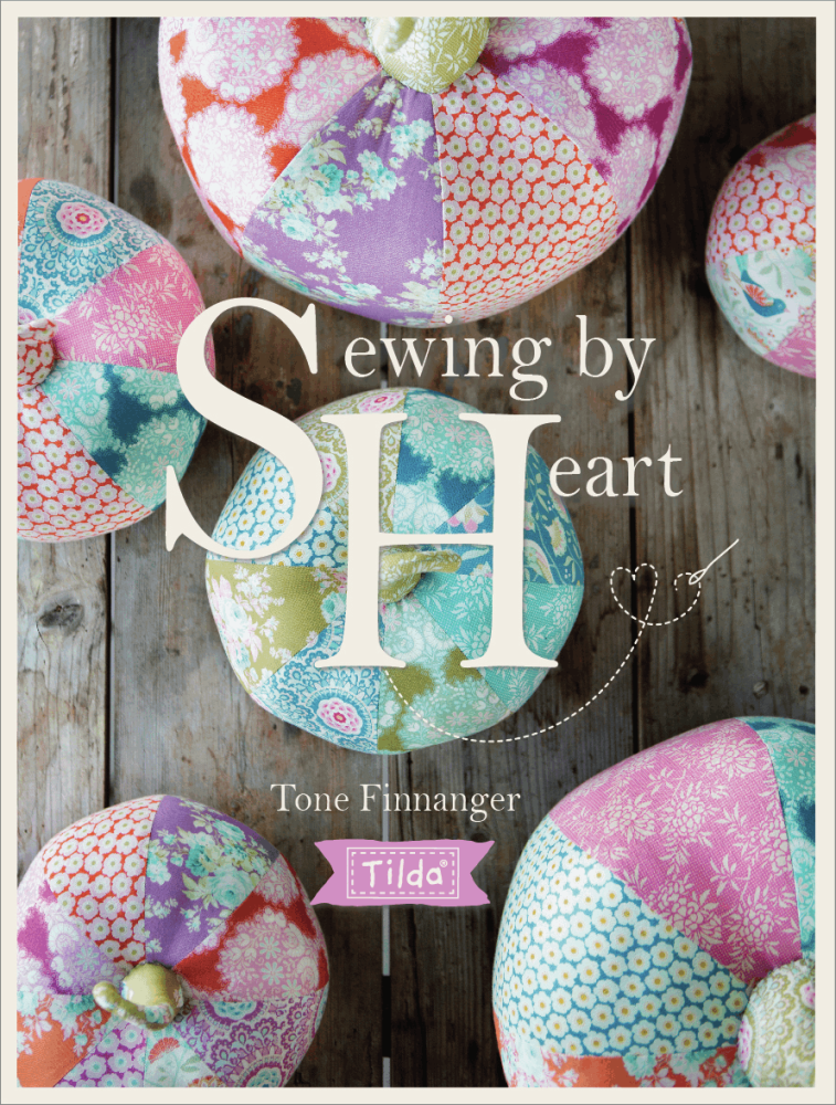 <!-- 783 -->Tilda - Sewing By Heart Book
