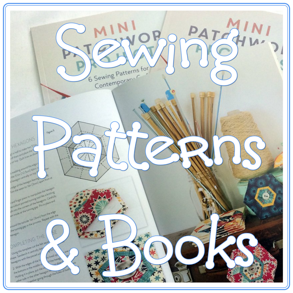 <!-- 010 -->Sewing Patterns and Books