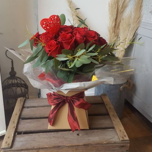 A Red Rose Collection