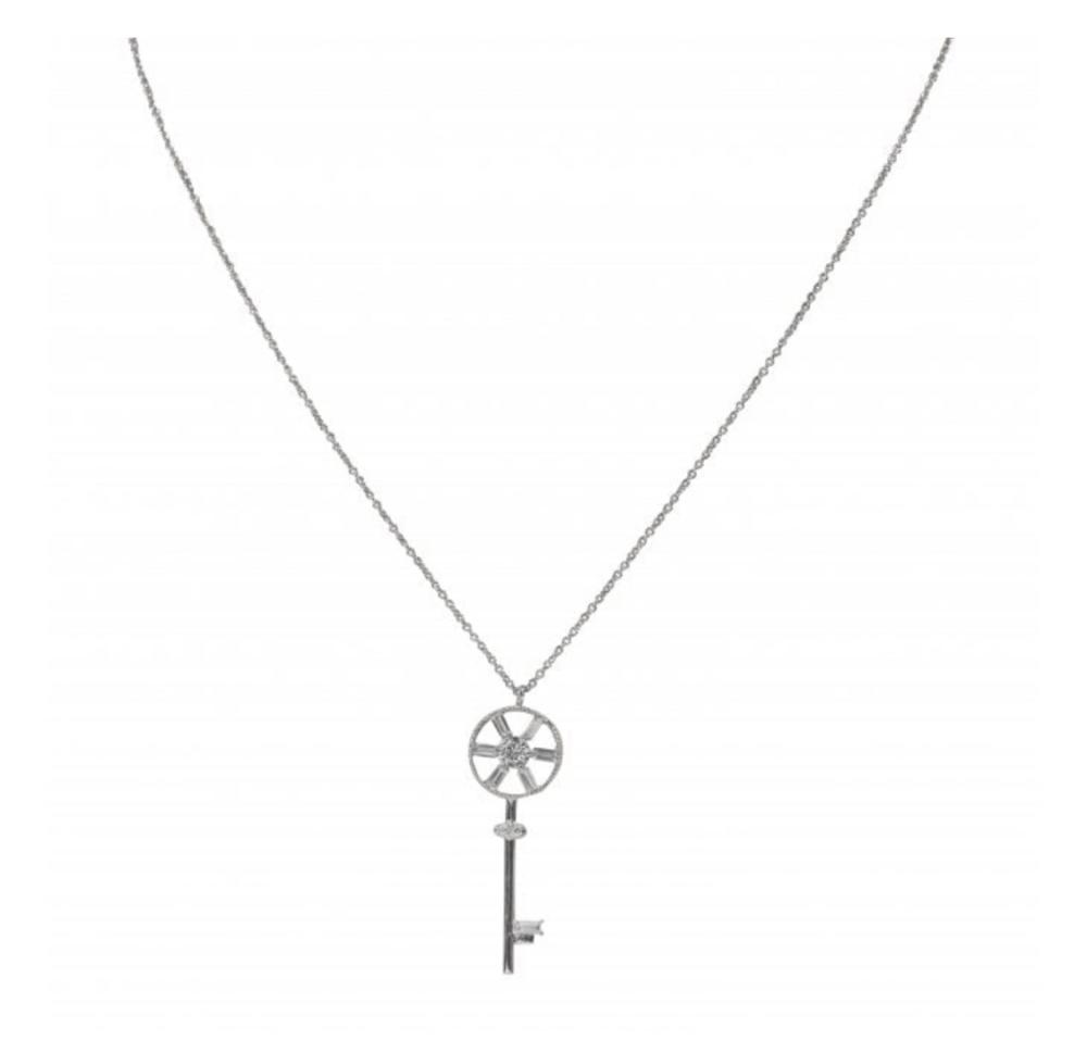 Key pendant.