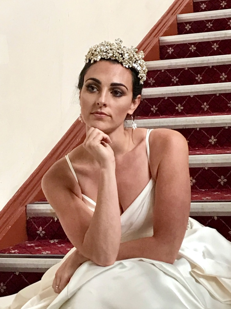 Bridal Headbands And Headpieces
