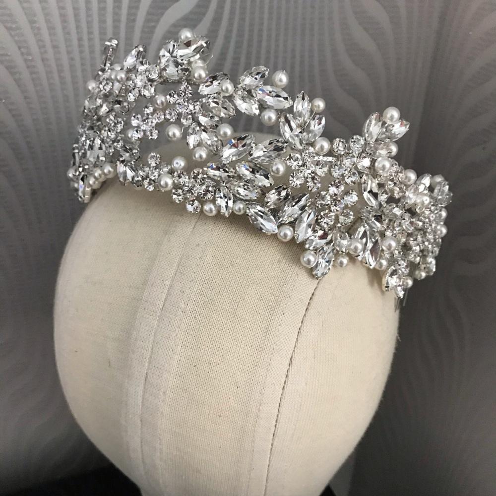 Empress Bridal Crown.