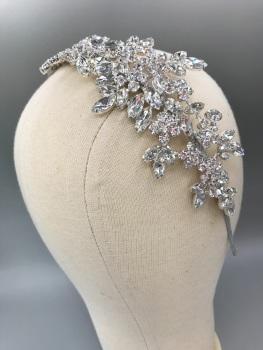 Crystal Side Tiara.