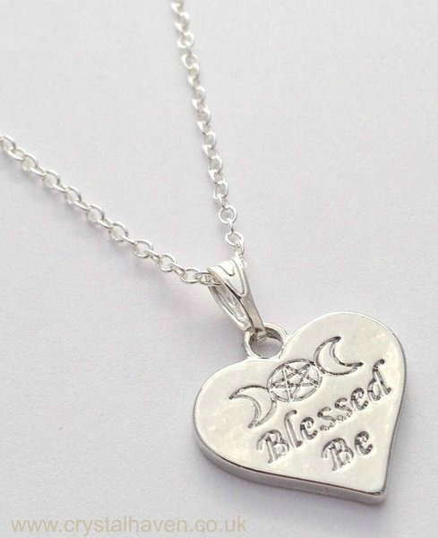 Blessed Be Necklace
