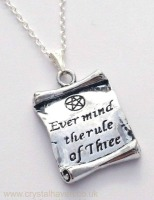 Rule of 3 Necklace