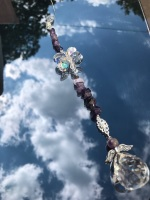 Amethyst Sun Catcher