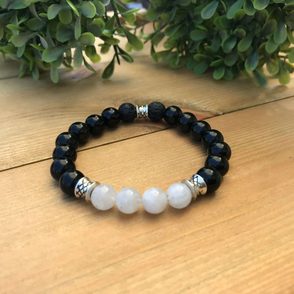Moonstone Obsidian