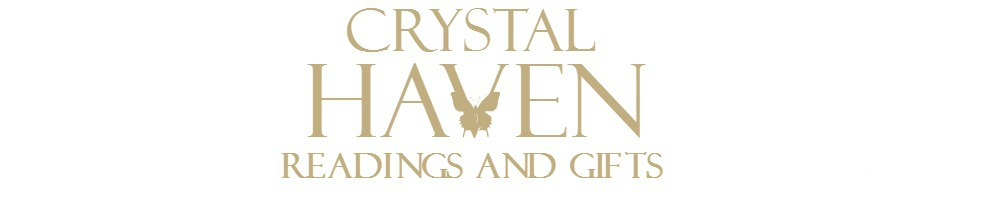 Crystal Haven, site logo.