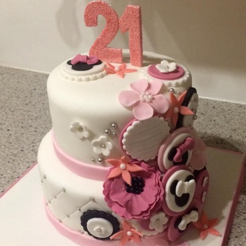 For The Sake Of Cake cakes made to order in Gillingham Medway Kent