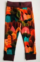 Autumn Village Leggings