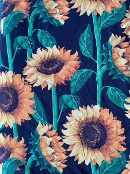 Adult Leggings - Sunflowers