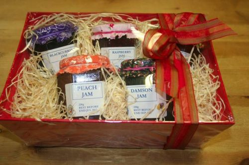 Gift Box Set - 5 Standard Jars