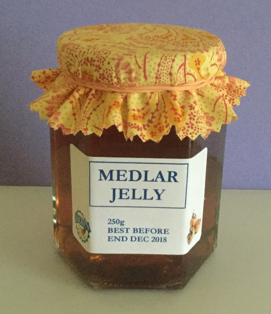 Medlar Jelly