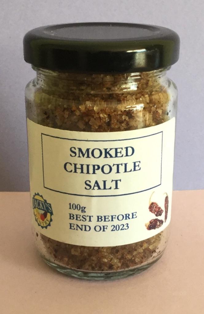 Smoked Chipotle Salt