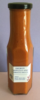 Smoked Chipotle and Tomato Sauce