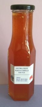 Extra Hot Naga Chilli Sauce