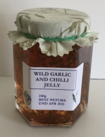 Wild Garlic and Chilli Jelly