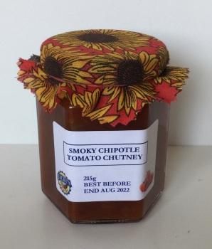 Smoky Chipotle Tomato Chutney