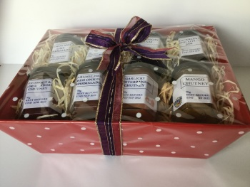 Gift Box Set - 8 Mini Jars
