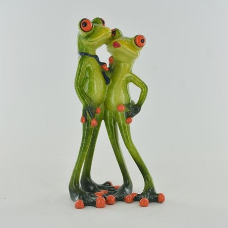 Comical Frogs
