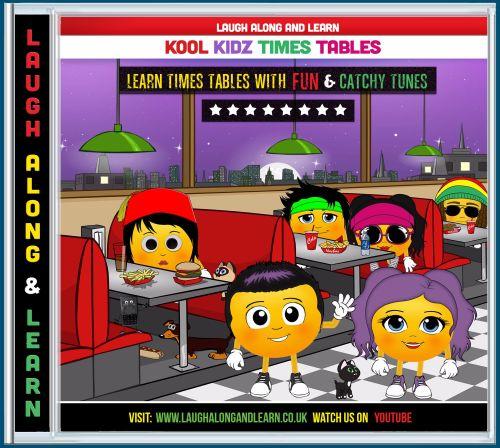 Kool Kidz AUDIO CD, (Songs 2 - 12)
