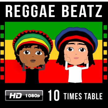 ✩ Reggae Beatz-10 Times Table Video Download