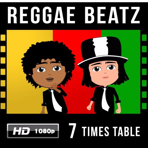 ✩ Reggae Beatz 7 Times Table Video Download