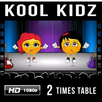 ✮ Kool Kidz 2 Times Table Video Download