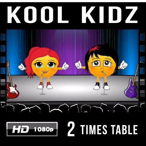 ✮ Kool Kidz 2 Times Table Video Download