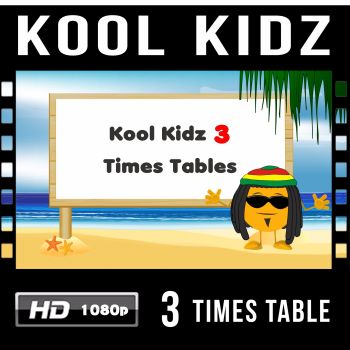 ✮ Kool Kidz 3 Times Table Video Download
