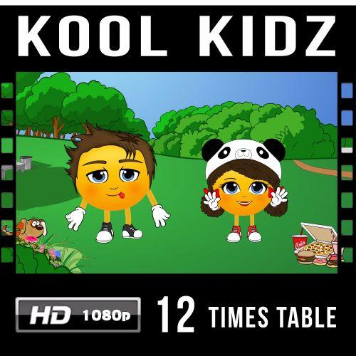✮ Kool Kidz-12 Times Table Video Download