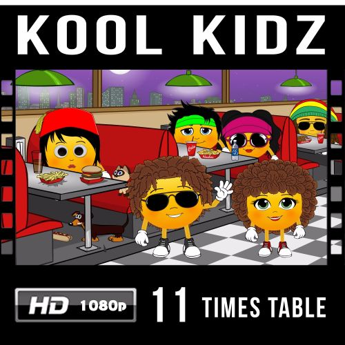✮ Kool Kidz-11 Times Table Video Download